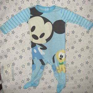 Disney Baby Bodysuit footie